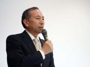 須田会長 ご挨拶